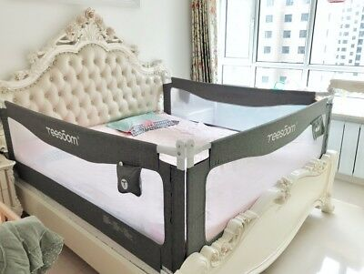 Baby Guard Rail Baby Bed Safety Swing Down crib Toddler Summer Universal folding