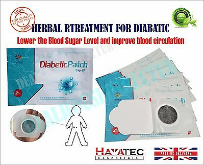 Herbal Treatment for Diabetic Plasters for high Blood Sugar level Natural Cure