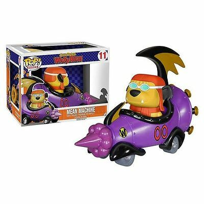 Wacky Races Mean Machine Pop! Vehicle with Muttley