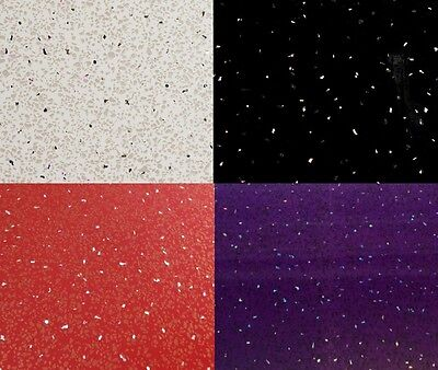 White Black Red or Purple Sparkle 5mm Bathroom Cladding PVC Wet Wall Panels