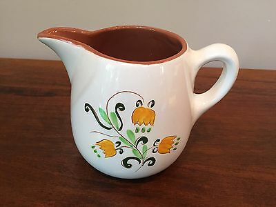 Stangl Pottery YELLOW TULIP 24 Oz Pitcher