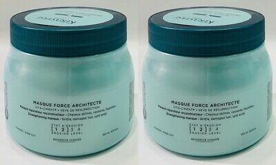 Force : 2 X NEW Masque Force Architecte 500ML Kerastase