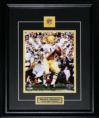 Bart Starr Green Bay Packers 8x10 frame