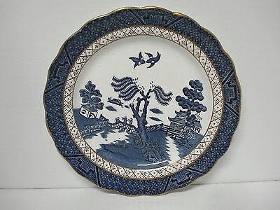 Booths Real Old Willow Salad Plate