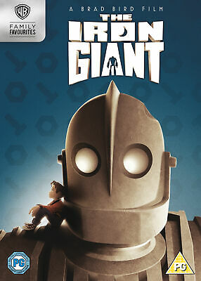 The Iron Giant [Includes Digital Download] (DVD)
