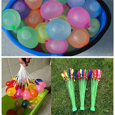 Summer Magic Water Balloons kids toys Water Bombs 111 balloons minute 3 Packs