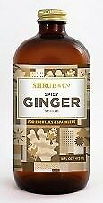 Shrub & Co Spicy Ginger Shrub 473ml