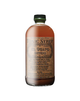 El Guapo Tonic Syrup 488ml