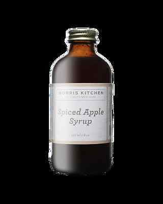 Morris Kitchen Spiced Apple Syrup 237ml