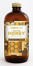 Shrub & Co Organic Yucatan Honey Shrub 473ml