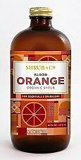 Shrub & Co Blood Orange Shrub 473ml