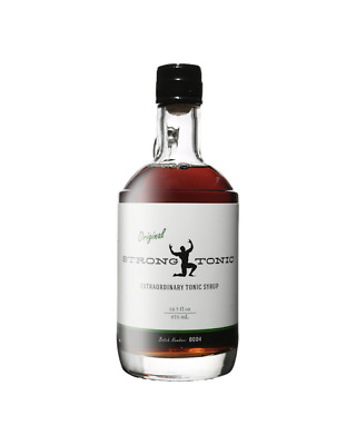 Strong Original Tonic Syrup 375 ml