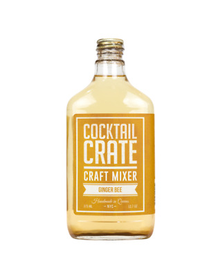 Cocktail Crate Ginger Bee Syrup 375ml