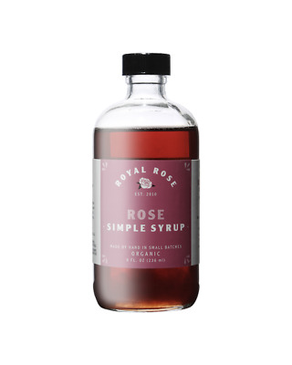 Royal Rose Rose Syrup 236ml