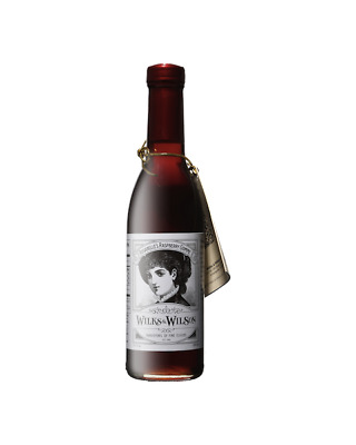 Wilks & Wilson Rosabelle's Raspberry Gomme Syrup 375ml