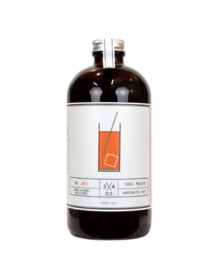 3/4 Oz Tonic Maison Syrup 500ml
