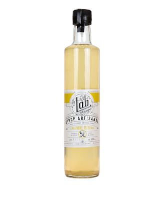 Le Lab Syrups Hell's Ginger Syrup 560ml • AUD 27.95