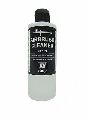 AIRBUSH Cleaner 200ml Vallejo Model Air 200ml Airbrush Cleaner
