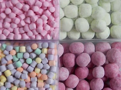 Chewy Bonbons Mini Musks Florals Cashells Sweets Retro 44Og Boxed Aust & Uk Made • AUD 18.00