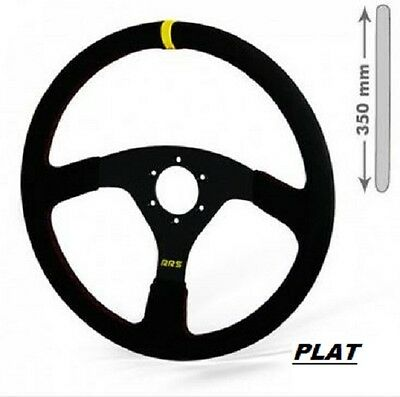 Volant RRS VELOCE plat 3 branches