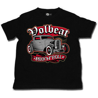 Volbeat Kinder T-Shirt - Rock 'N' Roll