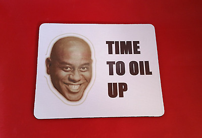 Ainsley Harriott Meme Mouse Mat Pad PC & Laptop Gaming Funny Tumblr Reddit