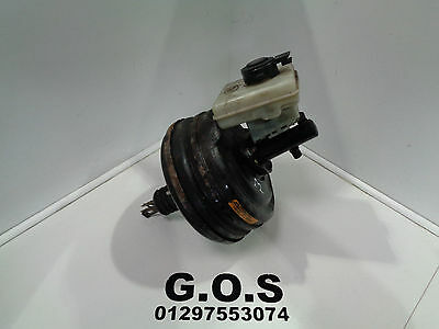 1998 - 2004 Land Rover Discovery 2 Brake Master Cylinder And Servo Sjb102122