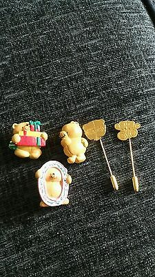 Forever friends badges and tie pins