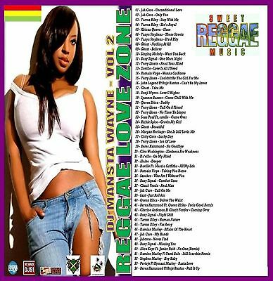 Reggae Lovers Rock Love Zone Mix Cd Part 2