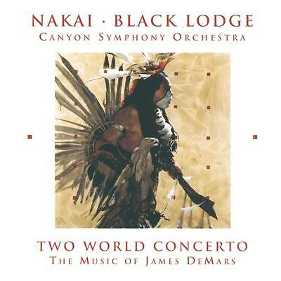 R. Carlos Nakai - Two World Concerto-The Music of James DeMars