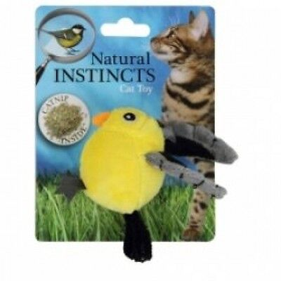 All for Paws Natural Instincts Vogel mit Ball