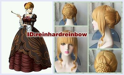 When The Seagulls Cry-Beatrice cosplay anime Full wig