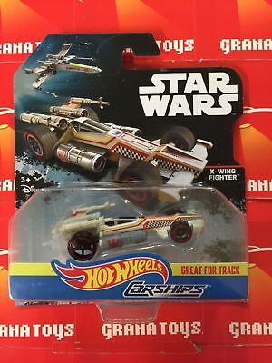 X-Wing Fighter 2016 Hot Wheels Star Wars Carships