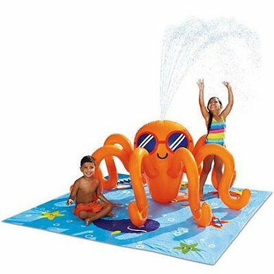 Play Day Inflatable Octopus Play Center