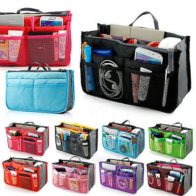 New Organizer Large Travel Toiletry Cosmetic Bag Makeup Storage Case Bathroom