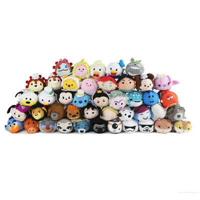 New 2nd Anniversary TSUM TSUM Mini Plush Toy Stackable Doll Halloween Xmas