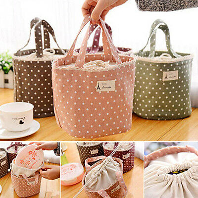Insulated Storage Cooler Thermal Lunch Bag Waterproof Travel Carry Tote Decorous