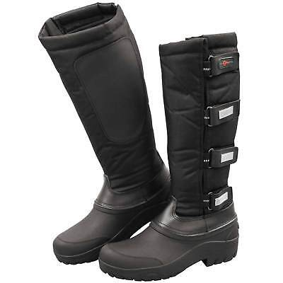 COVALLIERO Thermo Reitstiefel CLASSIC Winter Stiefel isoliert