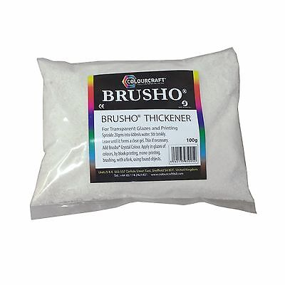 Colourcraft Brusho Crystal Colour Thickener 100g