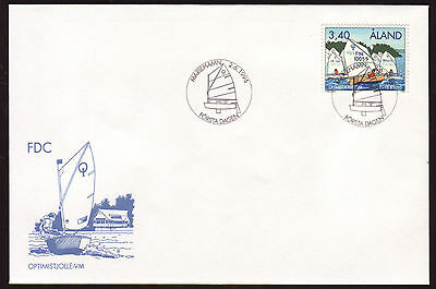 Aland 104 FDC, Segel-WM