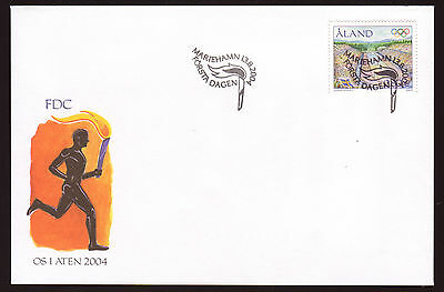 Aland 240 FDC, Olympiade Sommer 2004