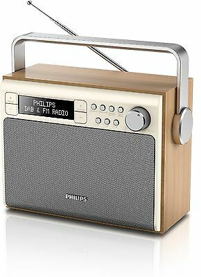 Philips AE5020/05 Digital DAB+ FM Portable Radio *NEW*
