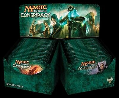 BOX 36 Buste Conspiracy ENG Nuovo Sigillato Mtg Magic Booster