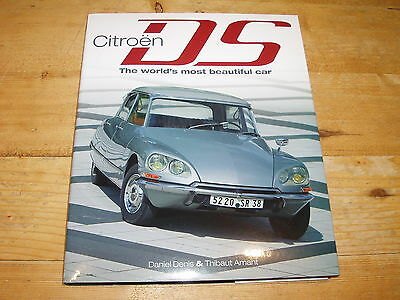 Sale Book - Citroen DS-The World's Most Beautiful Car.. Was £40.00