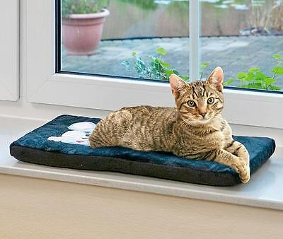 Karlie KITTY COSY Fensterbankauflage Rot • EUR 24,95