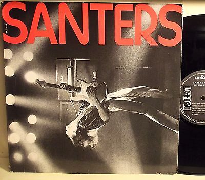 Lp-Santers-Shot Down In Flames-Francia 1982-