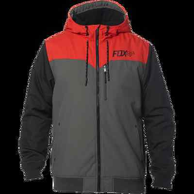 Fox Racing MENS CYLINDER JACKET Graphite L