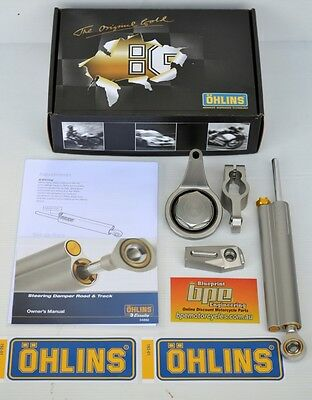 OHLINS MOTORCYCLE STEERING DAMPER YAMAHA SD020 fits R6 2008 to 2016