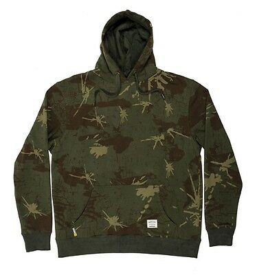 Navitas Apparel Camo BSC Carp Fishing Hoody Double Layered Hood Pullover Hoodie