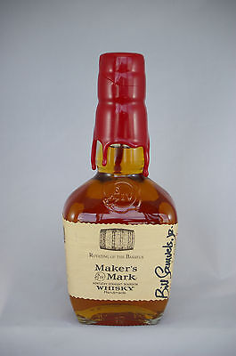 Makers Mark Rotating of The Barrels Kentucky Bourbon Whisky 375ml SIGNED
